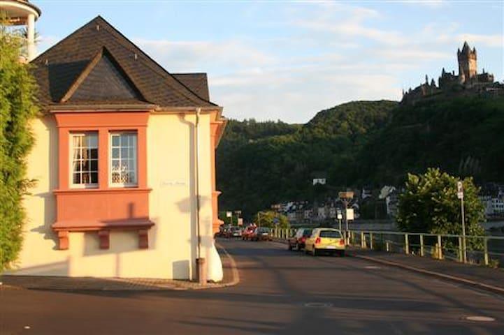 uniek vrijstaand vakantiehuis Cochem a/d Moezel - Cochem - Huis