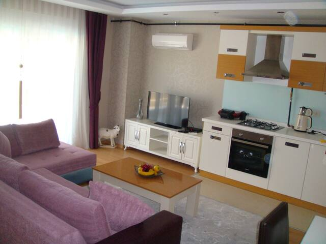 SMART  FLATS.  ECONOMY  APARTMENT - Antalya - Apartamento