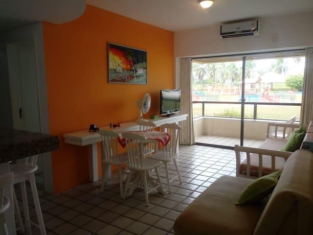 Flat em Igarassu/Itamaracá- Resort Gavoa Beach
