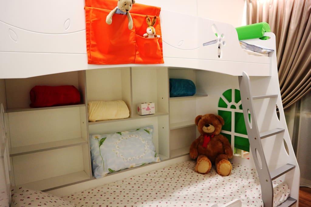 Kids Friendly Beds