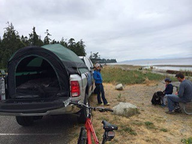 TruckTent  Anywhere in BC