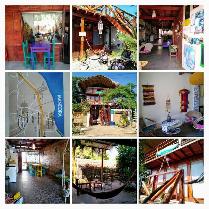 Wiracocha Hostel, lugar para sentirse como en casa