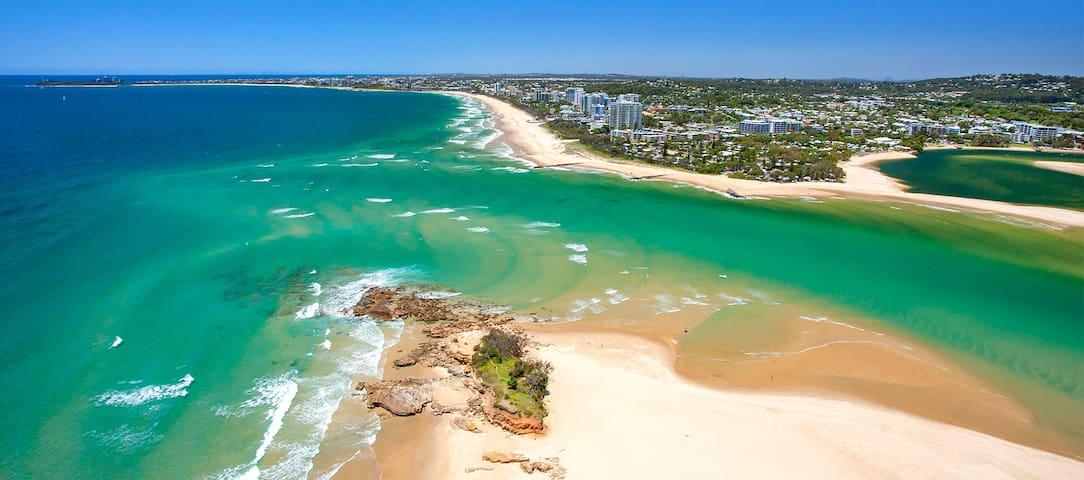 Maroochydore Beach Dream Location