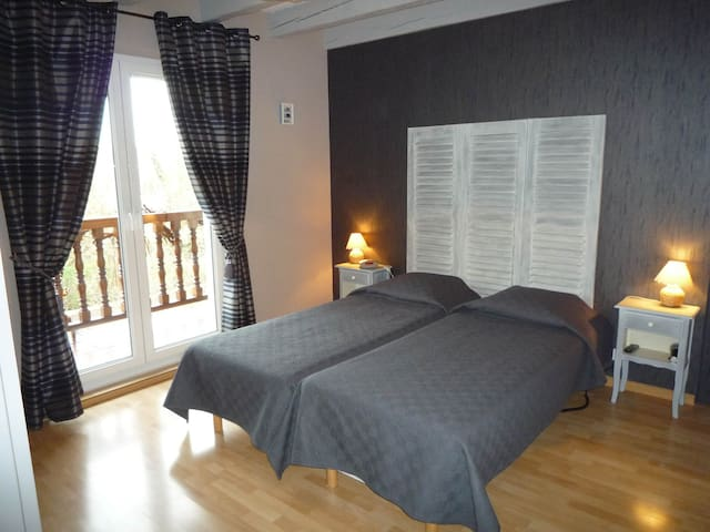 Chambres d'hôtes près de Strasbourg - Fegersheim - Bed & Breakfast