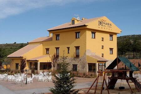 Hotel familiar en un entorno rural. - Bed & Breakfast