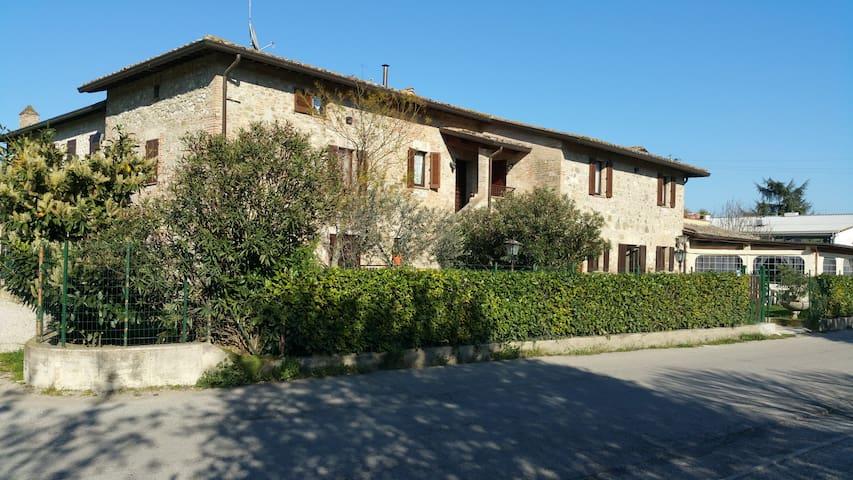 Locanda Della Braccesca - Ponte Pattoli - House