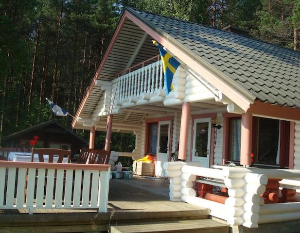 Villa Mesimarja - Saarijärvi - Cabana