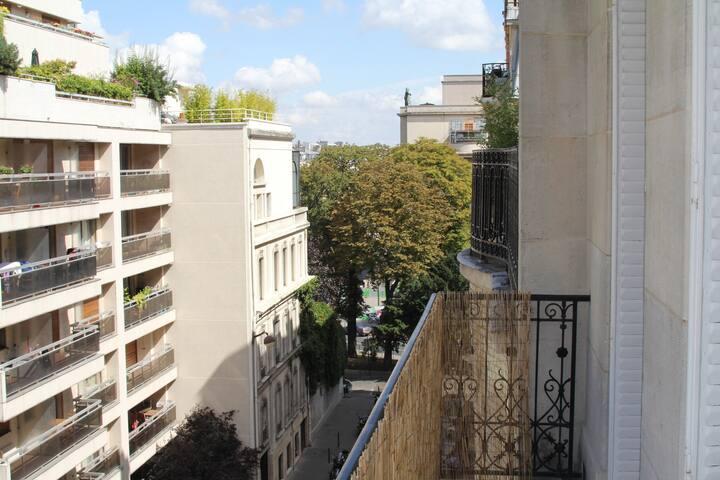 Bel appart.53m2 Paris Trocadero - Pariisi - Huoneisto
