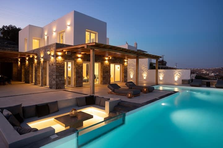 Villa Genesis Mykonos by Divine Property