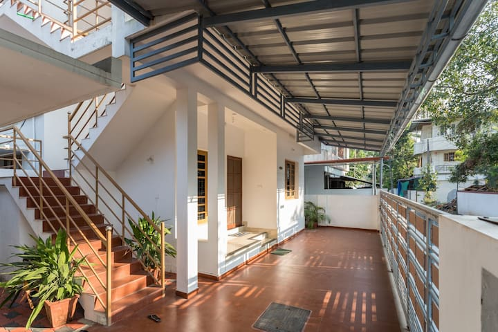 Bernard Riverside Apartment at Kochi