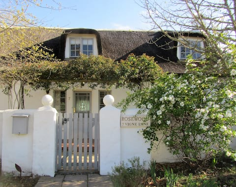 Rosewood Loft, Greyton