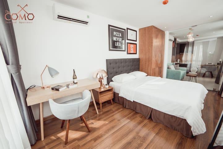The COMO 1 Bedroom Apartment 04 - Bến Thành