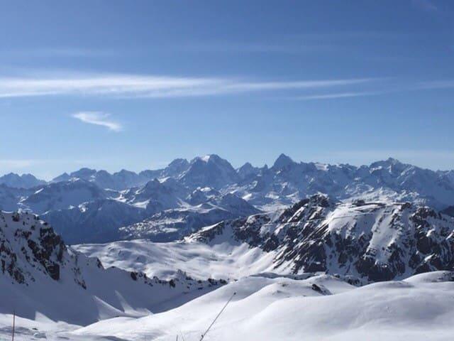 Beau 2 pièces au pied des pistes - La Salle Les Alpes