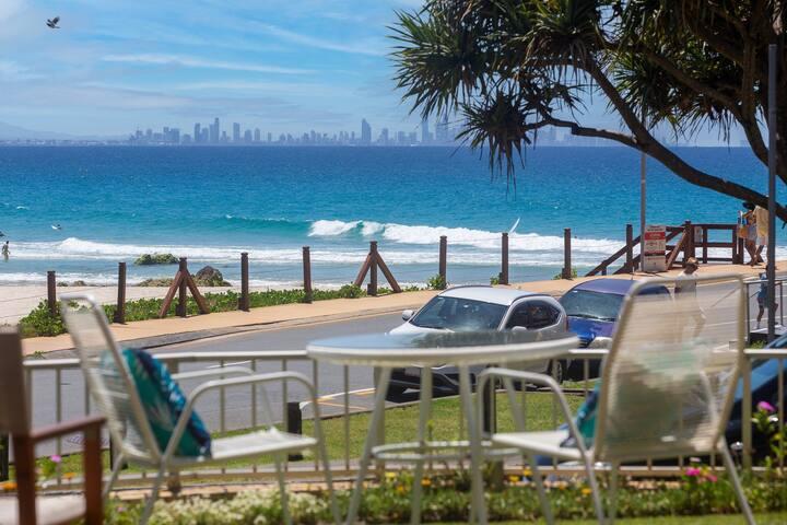 Springtide @ Rainbow Bay - Ground floor, beach on your doorstep!