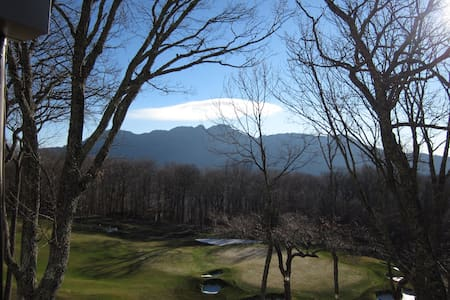 Condominium with view of Grandfather Mountain - Linville - Condomínio