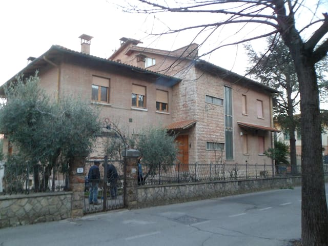 Vacanze in Val d'Orcia - San Quirico d'Orcia - Penzion (B&B)