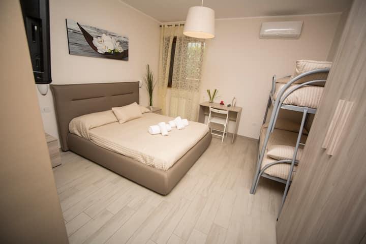 B&B  Villa Gaudium (Family Room)