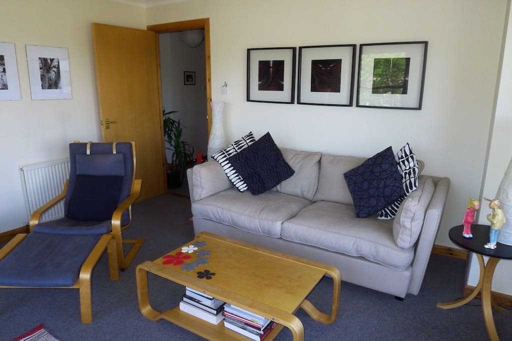 Photographs throughout the apartment are by your host (all are available to purchase - just ask)