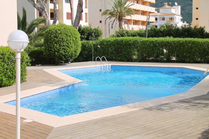 Cozy apartment at 150m from beach - Capdepera - Daire