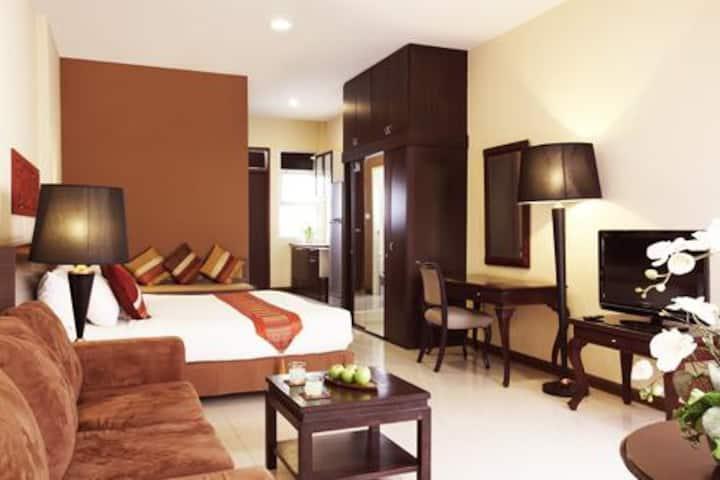 โรงแรมพิมานการ์เด้น บูติกโฮเทล