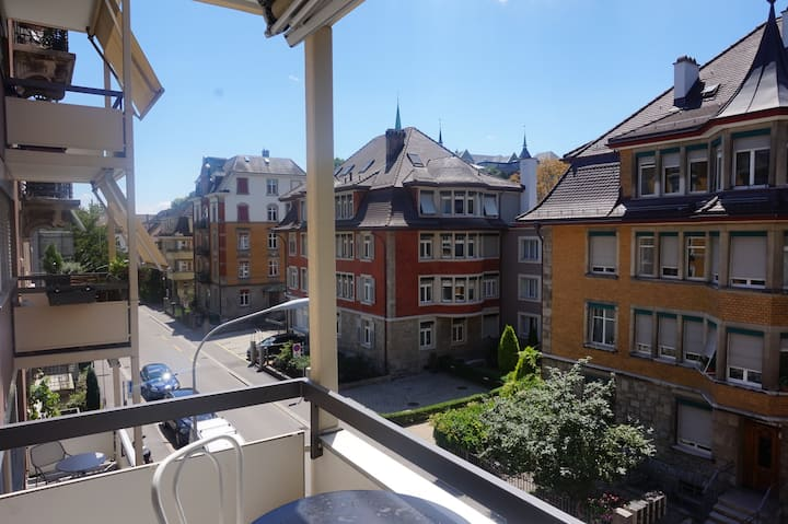 Cosy City-Apartment