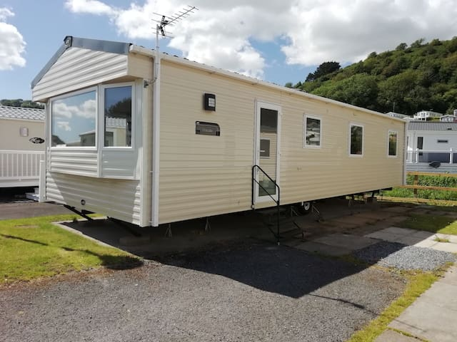 Holiday home/Caravan (2018) at Pendine Sands