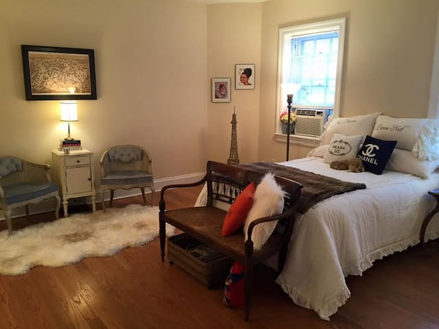 Stunning Studio Apartment on the Maine Line - Bala Cynwyd - Appartamento