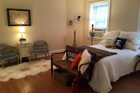 Stunning Studio Apartment on the Maine Line - Bala Cynwyd - アパート