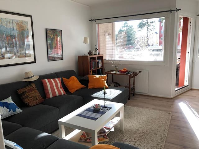 Nice room for catfriendly people