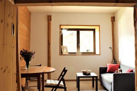 Studio cosy aux Chapelles