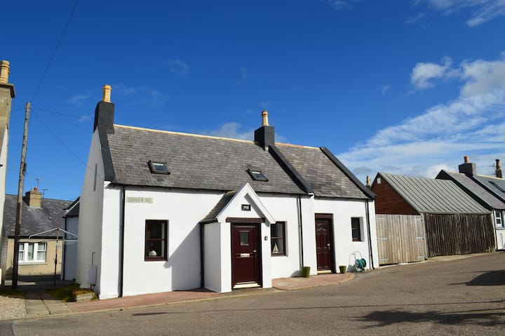 4-Bed Cottage in Portknockie, Near Cullen, Moray