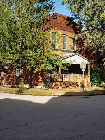 South Central St. Louis Shotgun Home