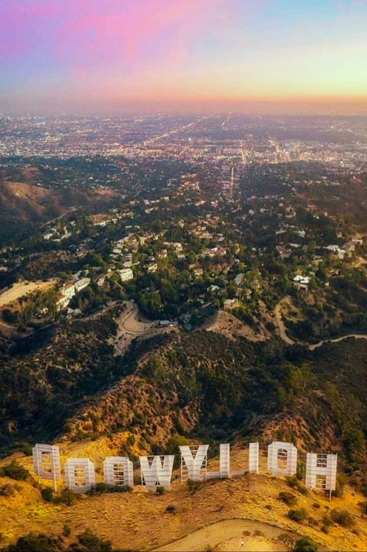The best views over all of LA