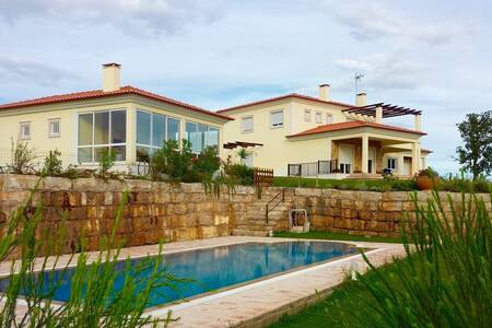 Villa Quintino véritable havre de paix - Alcanede - Vila