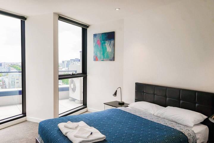 Luxury Apartment in Melbourne