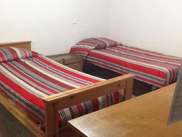 Chambre pour 1 ou 2 voyageurs