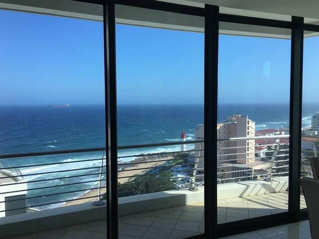 Amazing view from this beach pad - Umhlanga - Apartamento