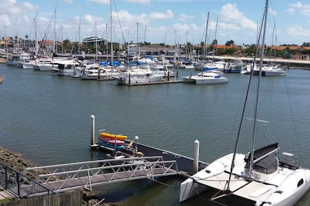 Enjoy a bayside break at Newport