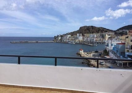Central apartment with sea view - Karpathos
