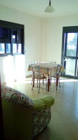 Cute apartment in the middle of green - near beach - Durrës - Rumah