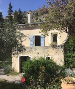 Entre cigales et oliviers: maison avec vue