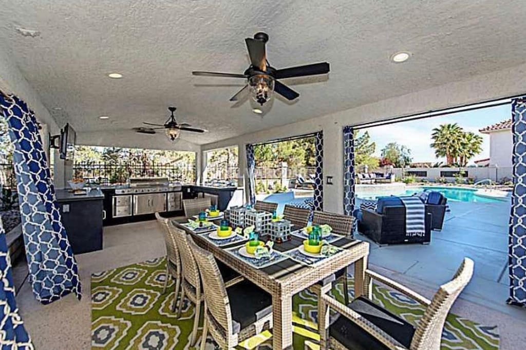 Gorgeous hgtv property brothers 5 bed home w pool - 10 bedroom house for rent in las vegas ...