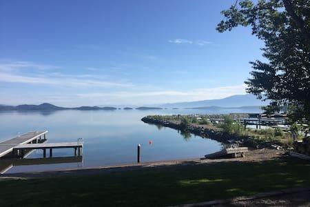 Flathead Lake - Right on the Lake - Polson - Wohnung