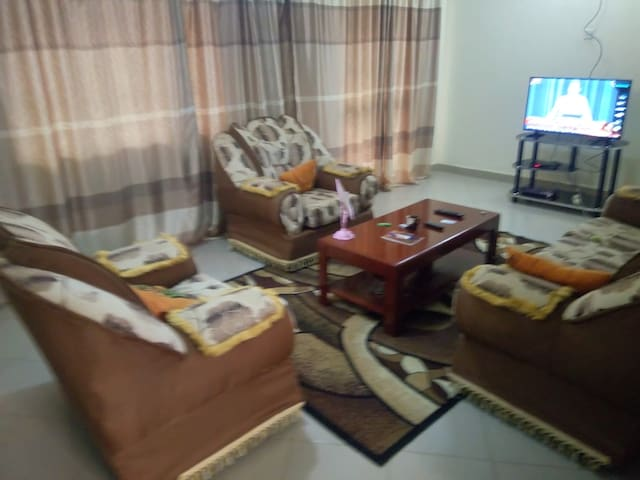 Apartment in Entebbe - Uganda one bed room.