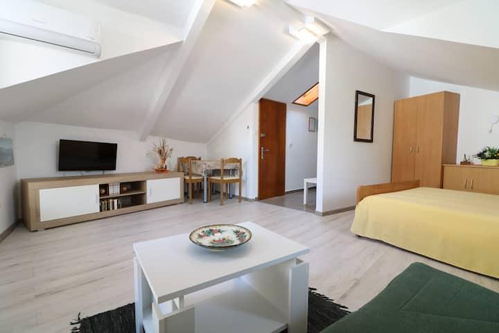 Studio Apartment Ivo with Sea View