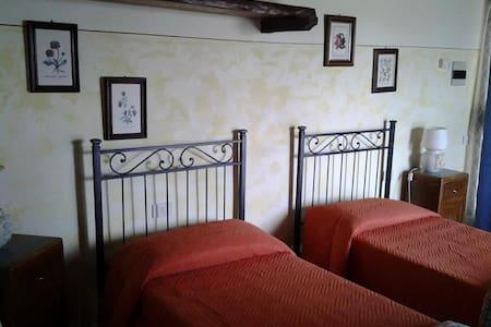I colori e i profumi in Valdorcia - San Giovanni d'Asso - Lägenhet