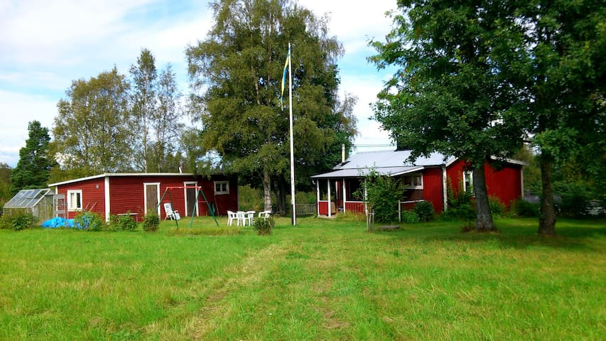 Cottage Alnö - Sundsvall - Kulübe