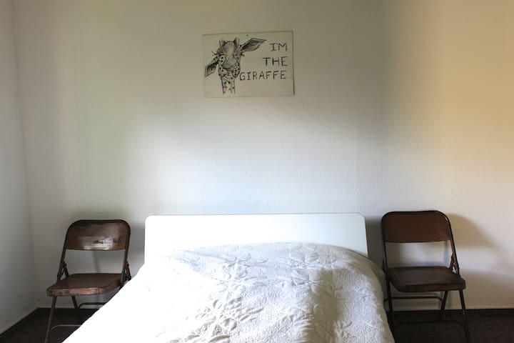 Ein bequemes Bett...