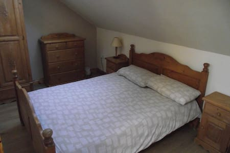 Áras GCC - Double Room - Glencolumbkille
