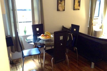 ONE BR SUNNY APT-15 MIN FROM TIMESQ